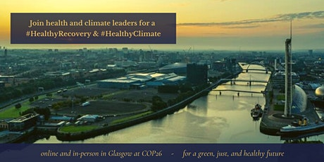2021 Global Conference on Health and Climate Change tickets