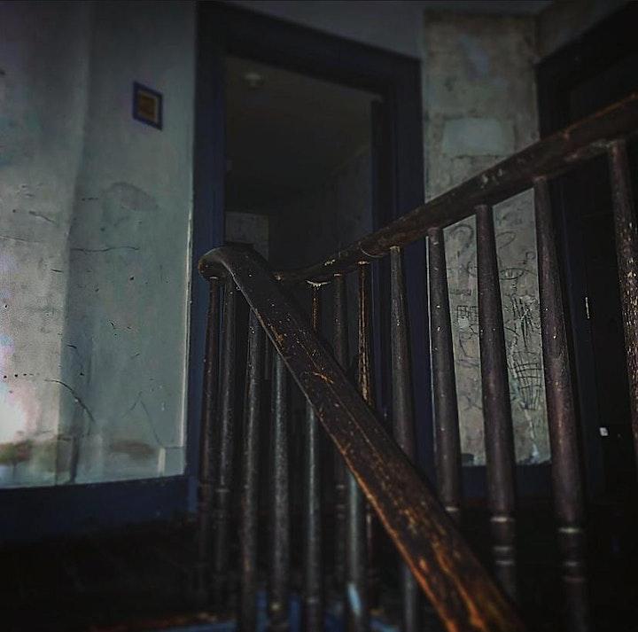 Graffiti House Paranormal Nights image
