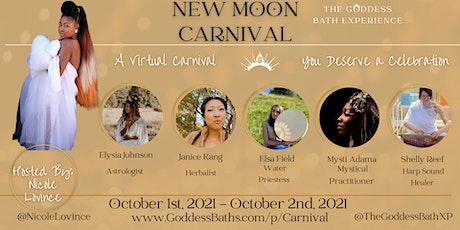New Moon Digital Carnival tickets