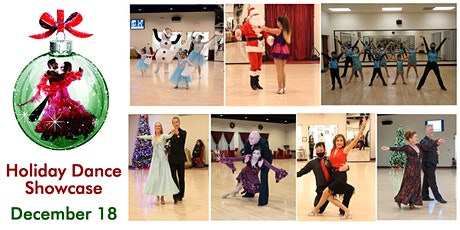 Holiday Dance Showcase tickets