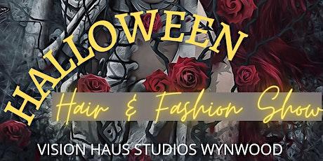Halloween Hair & Fashion Show tickets