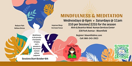 Mindfulness & Meditation Practice tickets
