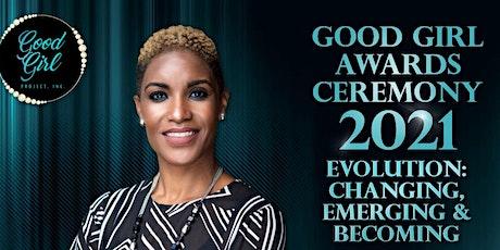 Good Girl Awards 2021 tickets