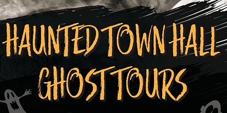Town Hall Ghost Tours tickets