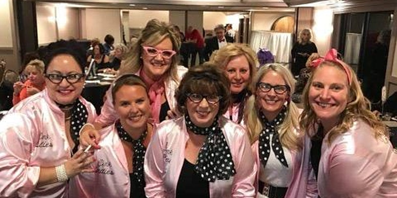 Pink Ladies at BINGOMania