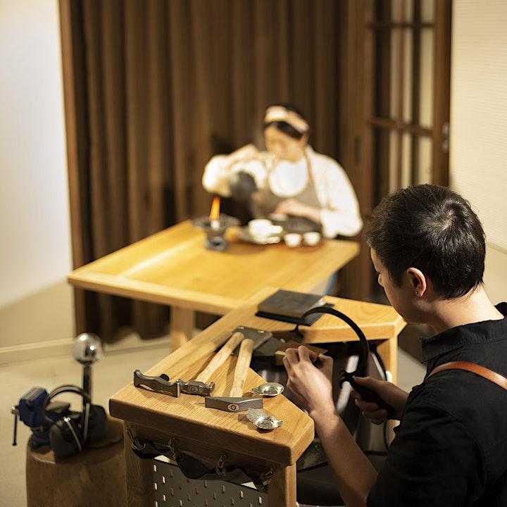 「曰茶曰器」 純錫幾何立體壺承工作坊  Crafting Teaware: a Sip of Culture and History image