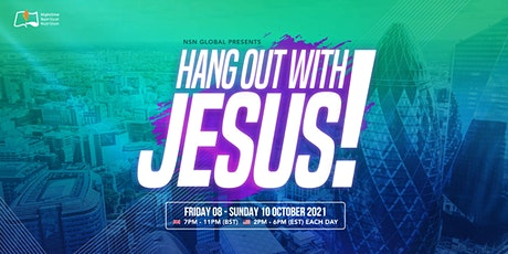 Hangout with Jesus - Day 1 tickets