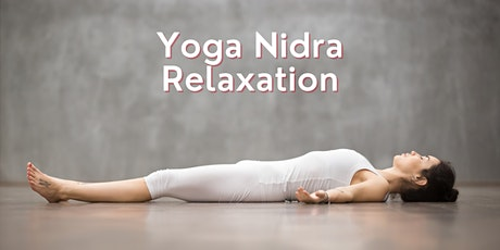 Yogic Sleep Relaxation tickets