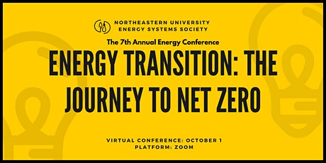 Energy Transition : The Journey to Net Zero tickets