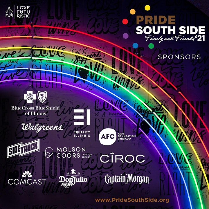 Pride South Side 2021 (CHI) image