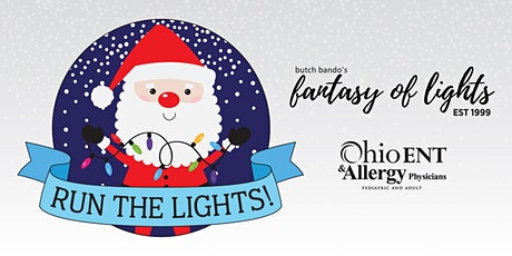 Run the Lights 2021 - Presented by Ohio ENT & Allergy Physicians! tickets