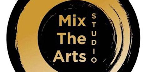 Mix The Arts Studio Online Auction tickets