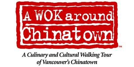 A Wok Around Chinatown tickets