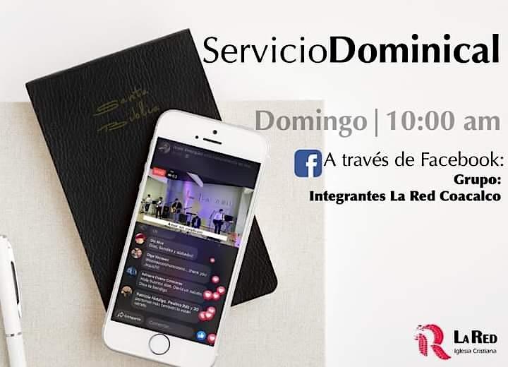 Imagen de Servicio Dominical Presencial
