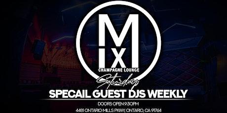 Mix Champagne Lounge Saturday nights tickets