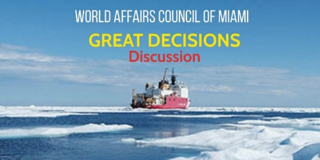 The Coldest War- Toward a Return to Great Power Competition in the Arctic? tickets