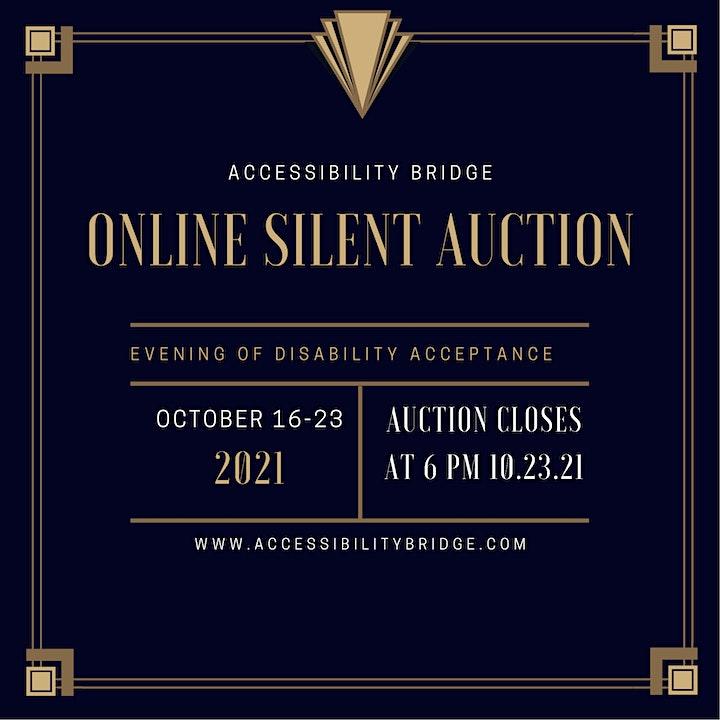 Accessibility Bridge Corporation's Evening of Disability Acceptance image