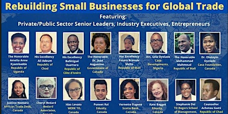 Friends of Africa Summit (11th Anniversary) - Small Business Panel tickets