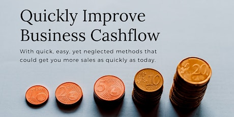 Crash Course on How to Quickly Improve Business Cashflow tickets