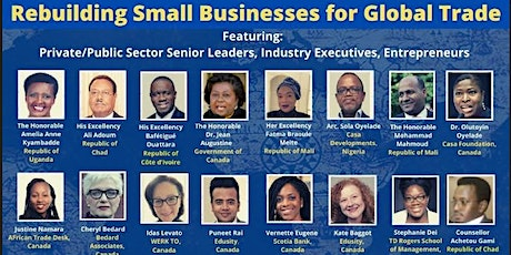 Friends of Africa Summit (11th Anniversary) - Black Business Roundtable tickets