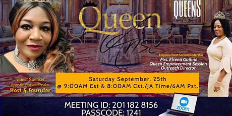 Queen Empowering Queens Empowerment Session tickets