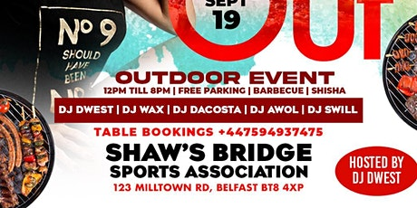 CHILL OUT SUNDAY OUTDOOR EVENT tickets