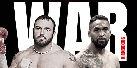 WAR KICKBOXING RETURNS TO THE ANGEL OF THE WINDS CASINO tickets