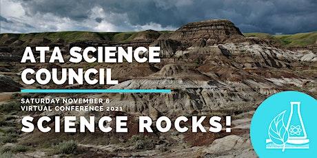 Science Rocks! ATA Science Council Virtual Conference 2021 tickets