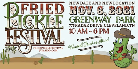 Fried Pickle Festival tickets