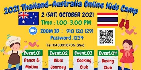 Online Christian Kids Camp tickets