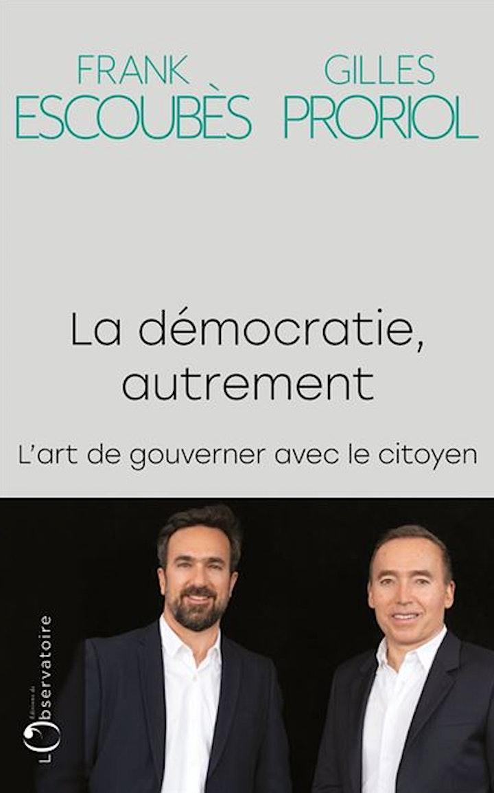 Image pour Agora de La Fabrique du Futur : la démocratie autrement