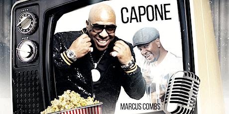 Sam Sylk presents Comedian Capone & Friends tickets