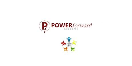 Power Forward Academy- Fundraiser Social tickets