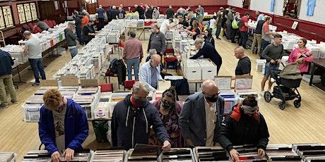 Sheffield CROOKES Record Fair tickets