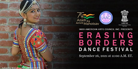 Sept 26 morning workshop: Aakansha Maheshwari Rajasthani Folk Choreography tickets