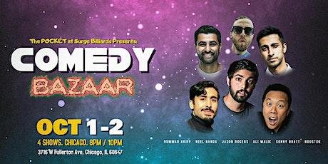 Chicago Comedy Bazaar tickets