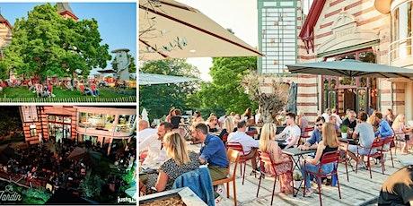 Wine Garden au Jardin du Pesage / New Pop up Wine Bar / this friday 24.09 tickets