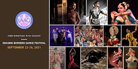 Erasing Borders Dance Festival 2021 tickets