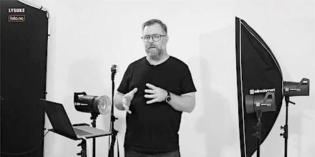 Lysuke: Foredrag - Live og Streamet med John Hagby tickets