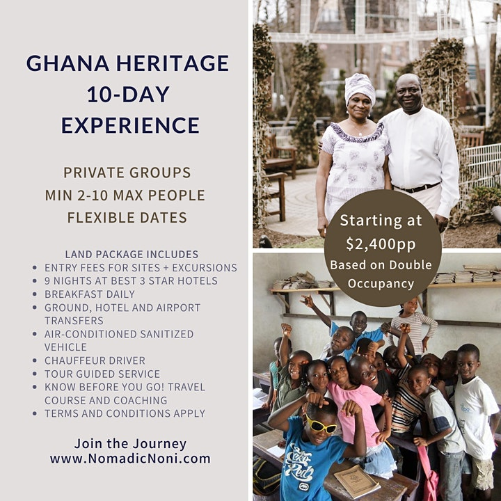 Know Before You Go! Ghana image