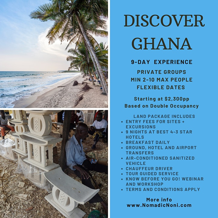 Know Before You Go! Ghana Clarity Call image