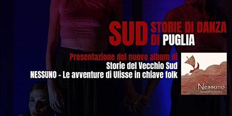 SUD, storie di danza, di Puglia biglietti
