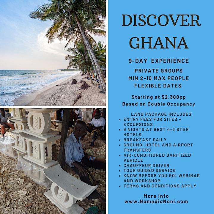 Ghana: 5 Steps Before Take-off image