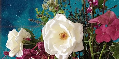 Flower Arranging  & Victorian Floriography (Rengstorff House Garden) tickets