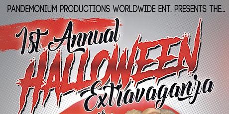 1st Annual Halloween Extravaganza tickets