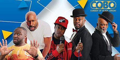 COBO : Comedy Shutdown Black History Month Special - Harrow tickets