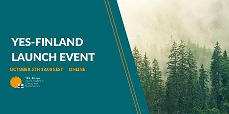 YES-Europe Finland Launch Event tickets