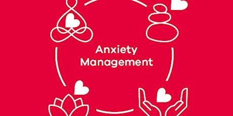 Anxiety Management Workshop: Mosaic World LTD tickets