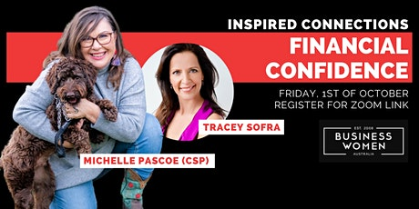 Online, BWA, Inspired Connections: Financial Confidence tickets