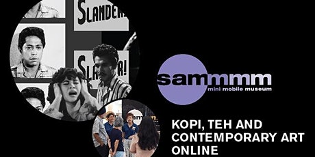 Kopi, Teh and Contemporary Art Online | TOYL Celebration tickets